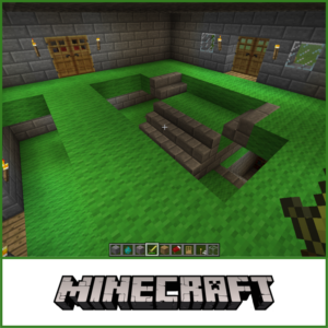 Minecraft fun tech adventures