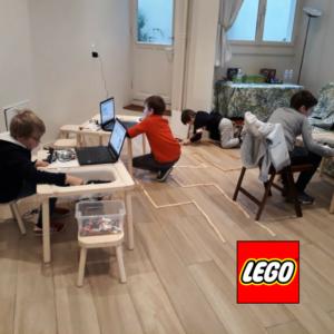 Lego Mindstorms atelier programmation enfant